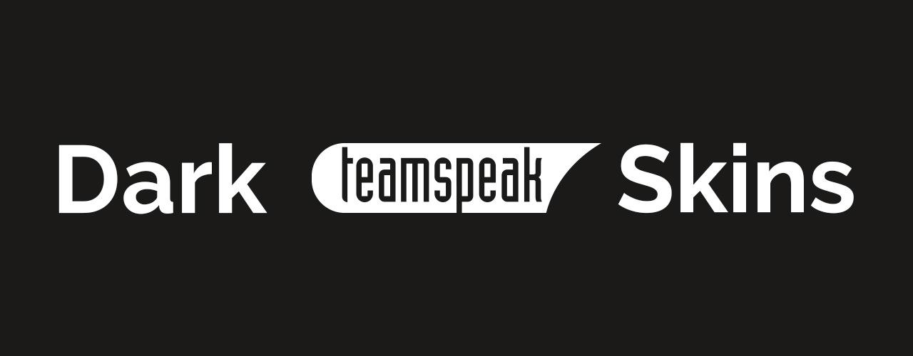 Teamspeak 3: Schöne Dark Themes / Skins